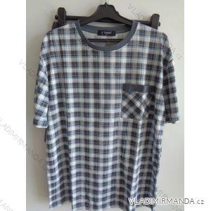 Pyžamo krátké komplet letní pánský bavlněný  (m-3xl)  AK7005