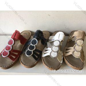 Pantofle letní dámské (36-41) KOKA OBUV KOK18003
