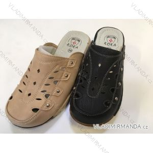 Pantofle letní dámské (36-41) KOKA OBUV KOK18007