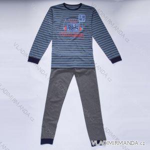 Pyžamo dlouhé dětské dorost chlapecké (140-170) WOLF S2856