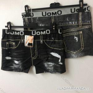 Boxerky pánské (m-2xl) UOMO PT6820