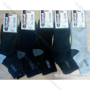 Ponožky teplé sportovní pánské (39-46) AURA.VIA F9611
