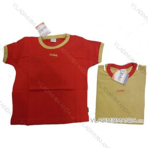 Tričko kr. rukáv dorostenecké dívčí (140-160) CALVI 17-913