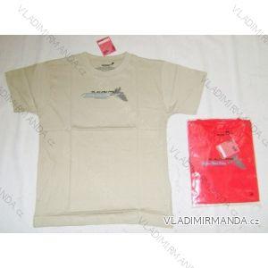 Tričko s krátkým rukávem dorostenecké chlapecké (134-170) COONOOR 10-076