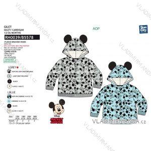 Mikina mickey mouse kojenecká chlapecká (12-36 měsíců) SUN CITY RH0039