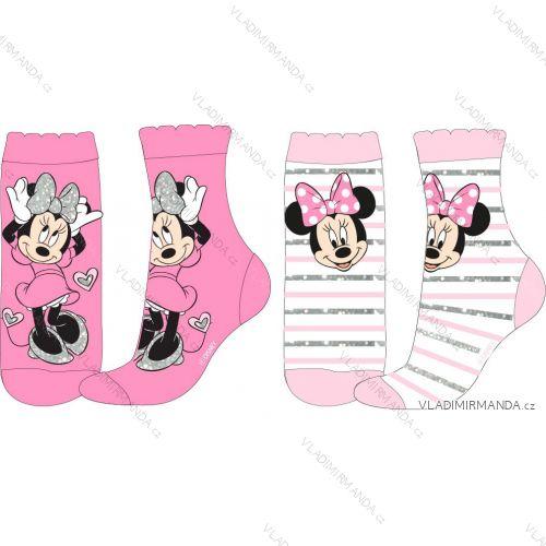 69290aa15daa Ponožky minnie mouse dojčenskej dievčenské (68-86) ePlus DIS MF 52 34 5661