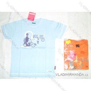 Tričko s krátkým rukávem dětské chlapecké (98-134) COONOOR 09-051