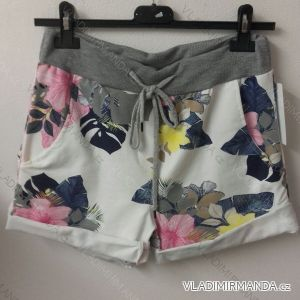 Kraťasy šortky letní dámské (uni s-l) ITALSKá MóDA IM418411