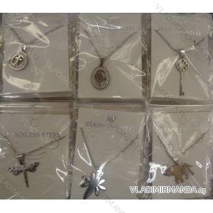 Souprava náhrdelník + náušnice dívčí a dámský (one size) BIžUTERIE PB18054