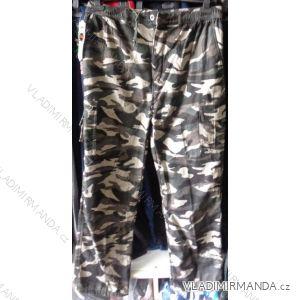 Kalhoty plátěné kapsáče pánské maskáčové nadrozměrné (4xl-8xl) HENXING HX879