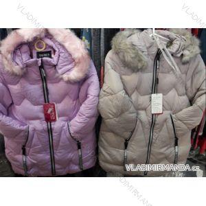 Bunda zimní dětská a dorost dívčí (4-12 let) TAURUS CCL18010
