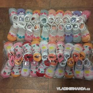 Ponožky kojenecké vzor (0-6 měsíců) 143AMZF