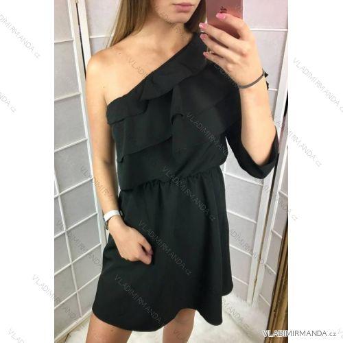 Šaty na jedno rameno dámské (uni s-l) ITALSKá MóDA IMT18833 ... 3e984240f3