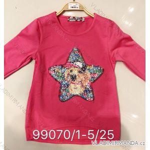 Tričko dlouhý rukáv dětské a dorost (1-5 let) SEAGULL 99070