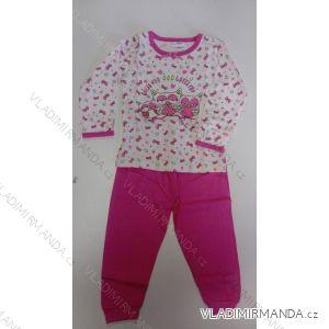 Pyžamo dlouhé dětské dívčí a chlapecké(92-128) ANGEL BIRD N331