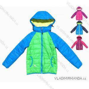 65565ec87c2 Bunda podzimní přechodná prošívaná kojenecká dětská dívčí a chlapecká (68 -  98) KUGO B9900