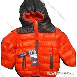 Bunda zimní kojenecká dětská chlapecká (12-36 měs.) NATURE TM218RSB-5501