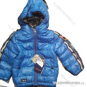 Bunda zimní kojenecká dětská chlapecká (12-36 měs.) NATURE TM218RSB-5502