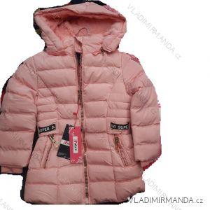 Bunda zimní dětská dívčí (2-8let) NATURE TM218RYG5353