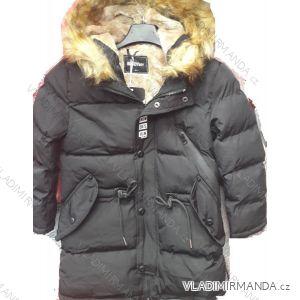Bunda zimní dětská dorost chlapecká (8-16let) BUDDY TM218YY-2723