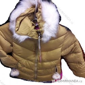 Bunda zimní dětská dívčí (1-5let) CHILDHOOD CCL18856