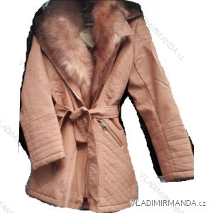 Kabát podzimní dětský dorost dívčí (4-12 let) ITALSKá MLADá MóDA V122