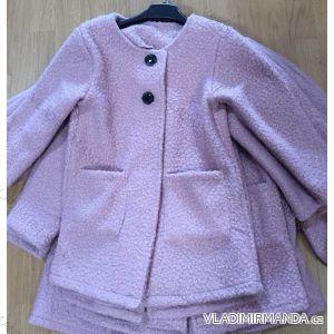 Kabátek podzimní dětský dorost dívčí (4-12 let) ITALSKá MLADá MóDA 183336