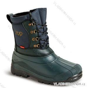Zimné topánky pánske univerzálne gumáky (41-47) DEMAR AGRO-FILCOK