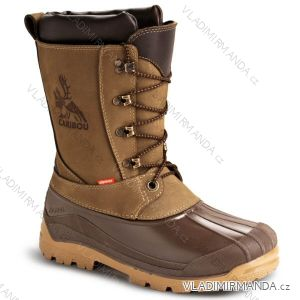 Zimné topánky pánske dosrost univerzálne (40-47) DEMAR CARIBOU-PRO