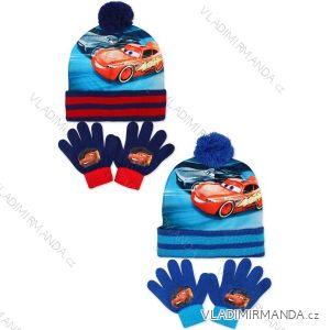 Set čepice a rukavice cars dětské chlapecké (one size) SETINO CR-A- c70e1c5809