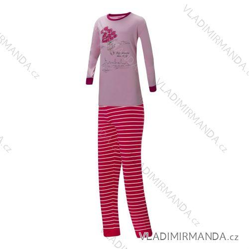 Pyžamo dlouhý rukáv a nohavice dorost dívčí (134-164) WOLF S2853B