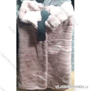 Vesta teplá kožíšek dámská (s-xl) MISS SISSY MA118MD2222