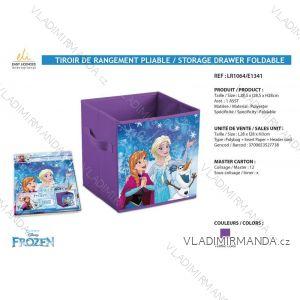 Box úložný frozen dětský dívčí SUN city lr1064