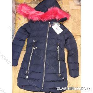 Kabát zimní dětský a dorost dívčí (8-16 let) SAD CCL18KF-55