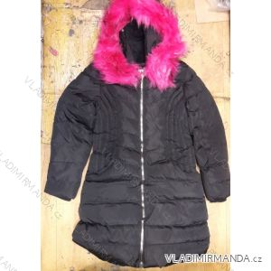 Kabát zimní dětský a dorost dívčí (8-16 let) SAD CCL18KF-52