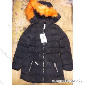 Kabát zimní dětský a dorost dívčí (8-16 let) SAD CCL18KF-57