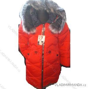 Kabát parka zimní prošívaný s kožíškem dámský (s-xl) POLSKO IM10187828