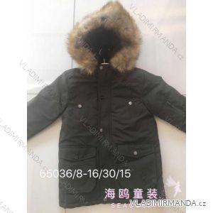Bunda zimní dětská a dorost chlapecká (8-16 let) SEAGULL 65036