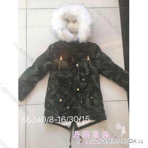 Bunda zimní dětská  chlapecká dorost (8-16 let) SEAGULL 65049