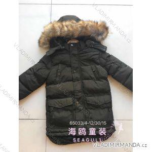 Bunda zimní dětská  chlapecká (4-12 let) SEAGULL 65033