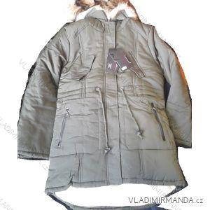 Bunda zimní kabát dámská  (m-3xl) GUAN DA YUAN IM6181882