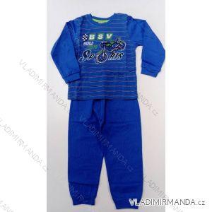 Pyžamo dlhé detské chlapčenské (104-134) KAY PV118161