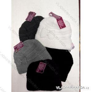 Čepice pletená dámská univerzální ECHT f0107