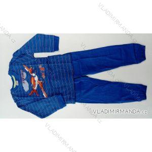 Pyžamo dlouhé dětské chlapecké (104-134) KAY N251