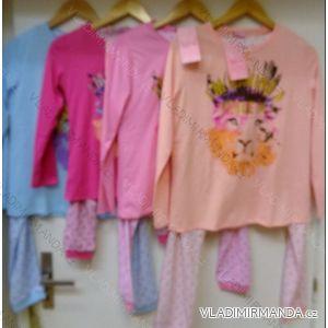 Pyžamo dlouhý rukáv nohavice dorost dívčí (134-170) VOGUE IN 98480