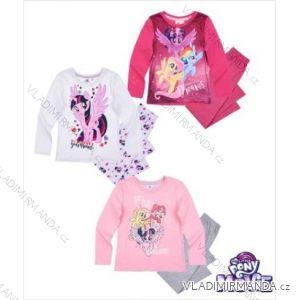 Pyžamo dlouhý rukáv my little pony dětské  dívčí (92-128) TV MANIA 161898/A