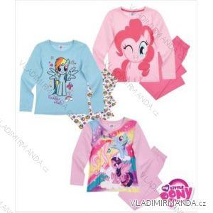 Pyžamo dlouhý rukáv my little pony dětské  dívčí (92-128) TV MANIA 161896/A