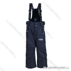 Kalhoty zimní lyžařské dětské dorost dívčí i chlapecké (98-158) PIDILIDI PD1040-02