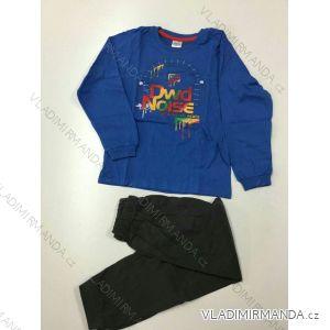 Pyžamo dlhé detské dorast chlapčenské 140-170) ANGEL BIRD PV118171