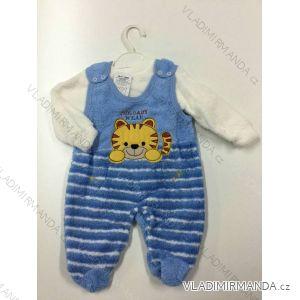 Komplet (dupačky, mikina) kojenecký dívčí a chlapecký (0-12 měsíců) SOFA TURECKO PV118177